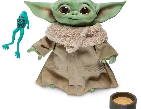 Yoda & Frog