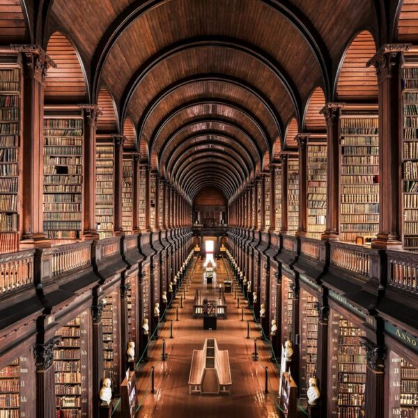 trinity-college-library